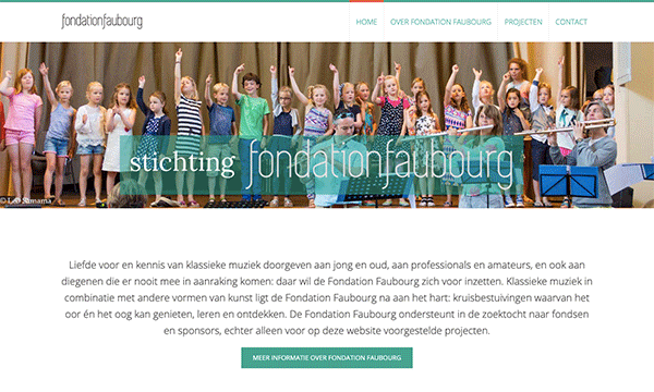Fondation Faubourg